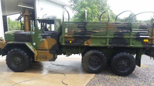 Military M35A3 M35A2 truck for sale: photos, technical