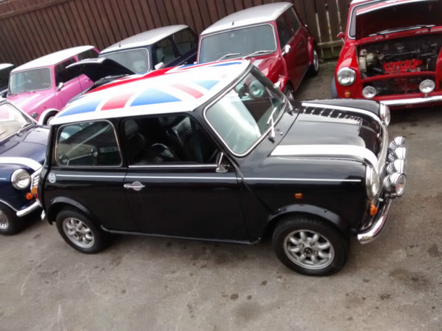 1989 Mini Classic Mini ROVER MINI THIRTY