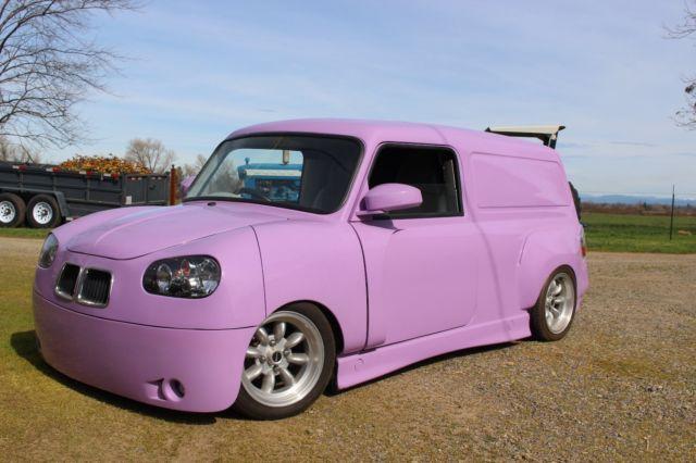 Mini Cooper 1967 Panel Van Custom For Sale Photos Technical