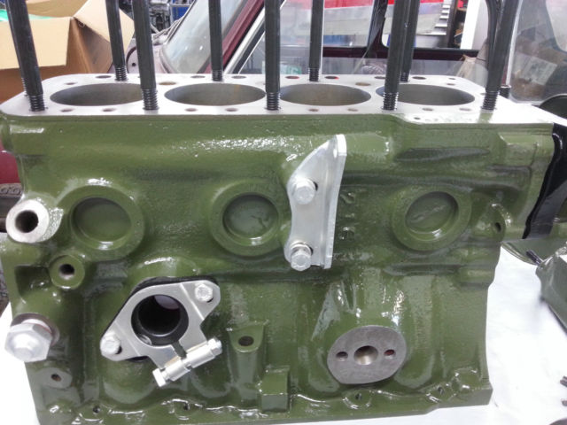 Mini Cooper S 1275 engine & gearbox Only for sale: photos ...