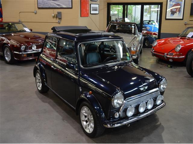 mini cooper sport only 2 000 miles 4 speed manual for sale rh topclassiccarsforsale com 2000 Mini Cooper Specs Mini Cooper S 2000