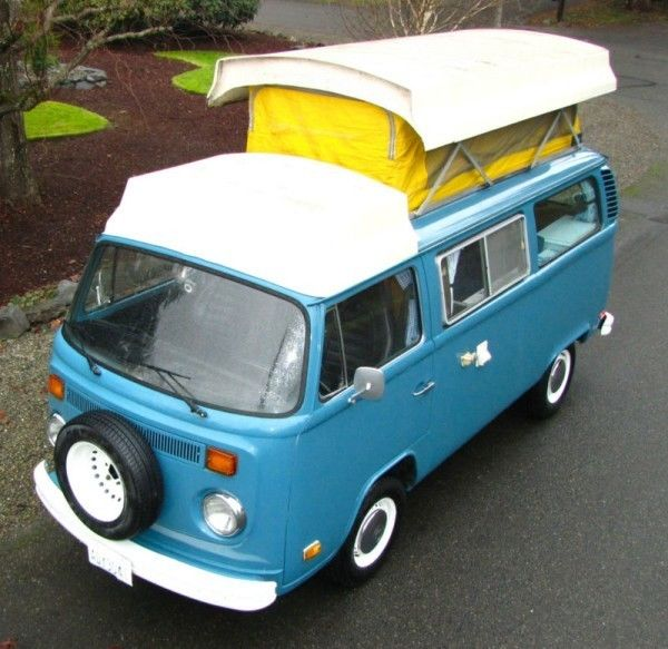 minivan camper pop top rv for sale photos technical