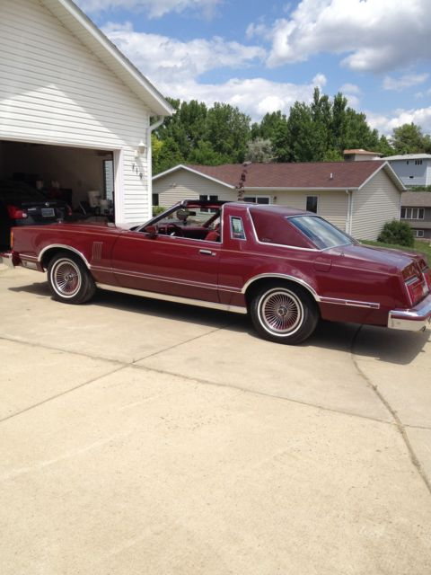 mint condition 1979 ford thunderbird heritage edition one owner 63 000 miles for sale photos. Black Bedroom Furniture Sets. Home Design Ideas