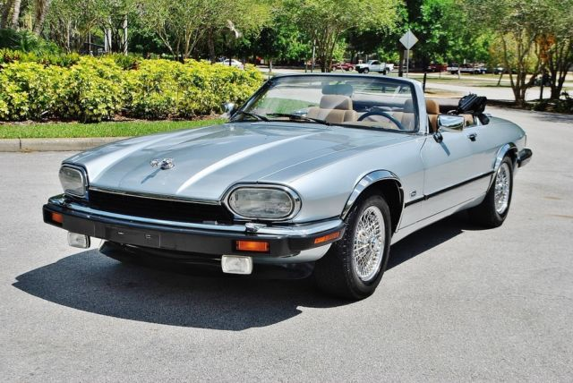 1992 Jaguar XJS Simply stunning classic xjs v-12 beautiful 40ks