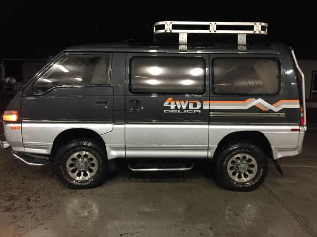1991 Mitsubishi Other Super Exceed