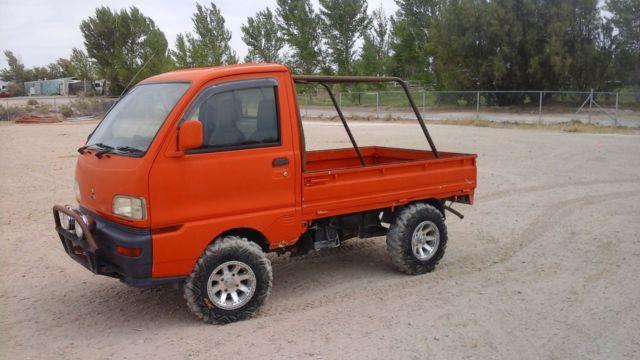 mitsubishi mini truck for sale photos technical specifications description. Black Bedroom Furniture Sets. Home Design Ideas