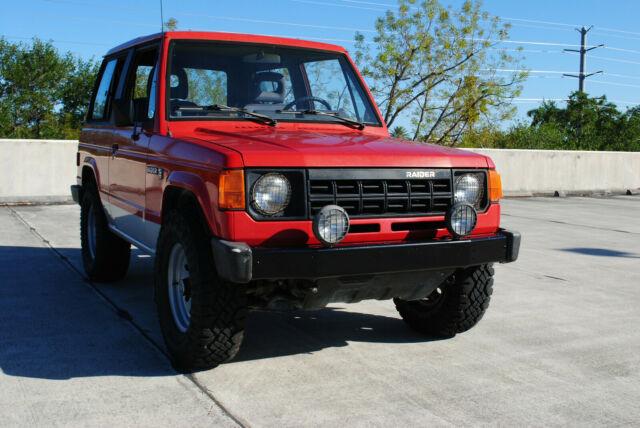 Dodge Raider For Sale >> Mitsubishi Montero 2 Door Hard Top Aka Dodge Raider For Sale