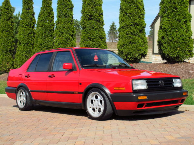 MK2 Jetta GLI with 2.8L GTI VR6 swap. Ultra clean body, Porsche 944 wheels, fast for sale ...