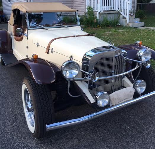 Kit Car Manufacturers >> Model 1929 Mercedes Gazelle Kit Car For Sale Photos Technical