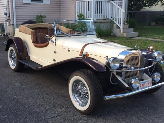Model 1929 mercedes gazelle kit car for sale photos for Mercedes benz gazelle