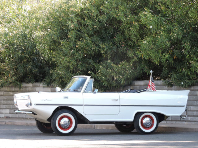 1967 Other Makes Amphicar