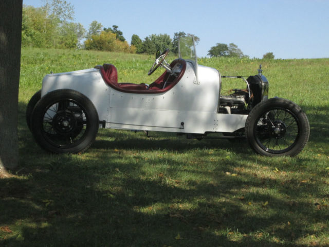 Model T Ford 1926 Paco Type Boat Tail Speedster for sale photos