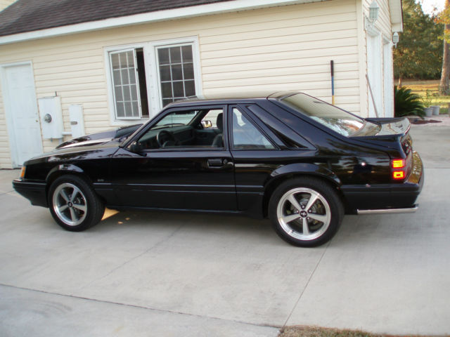 Modified 86 Mustang For Sale Photos Technical