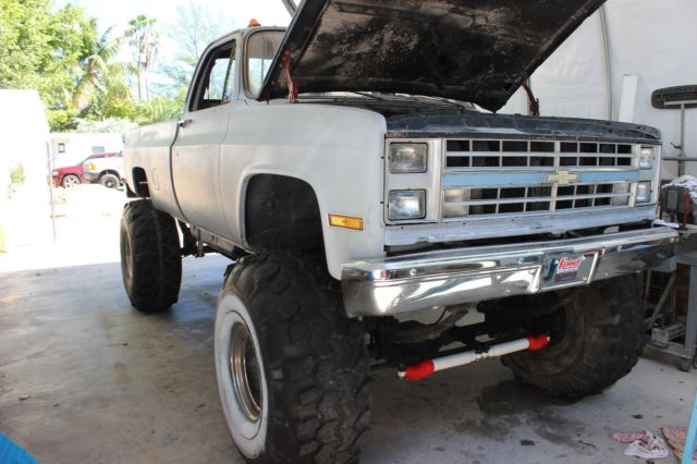 1985 Chevrolet Other Pickups K 20 Rebuilt