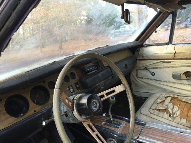 Mopar 1970 70 Dodge Charger R/t Rt 440 Magnum Fc7 Plum