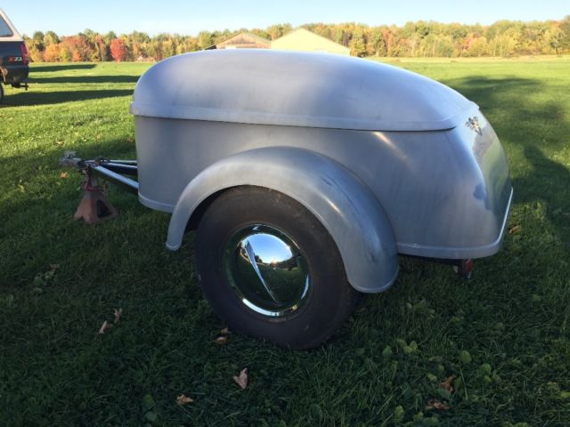1937 Other Makes Trailer