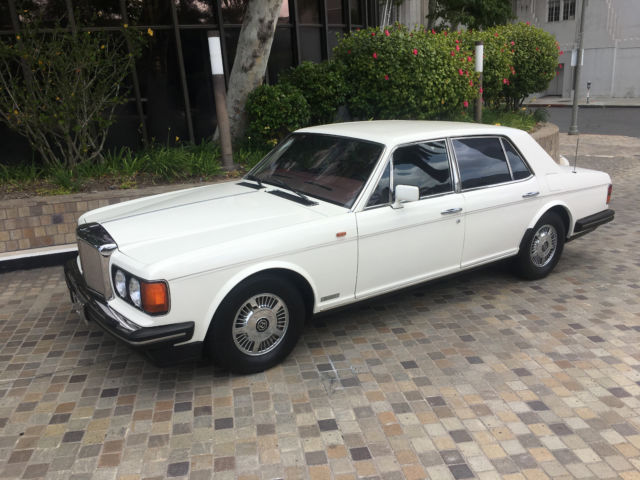 1989 Bentley Mulsanne MULSANNE S