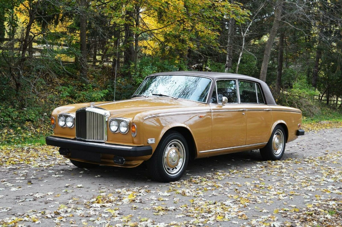 1974 Rolls-Royce Silver Shadow - Bentley T