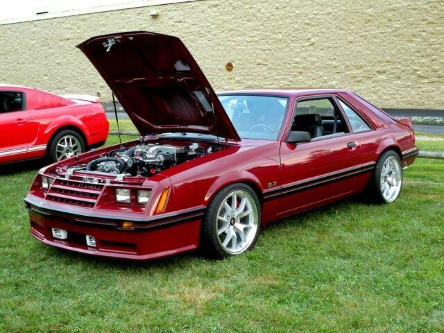 Mustang GT, Dart Iron Eagle 347, Kenne Bell 2 2 Twin Screw