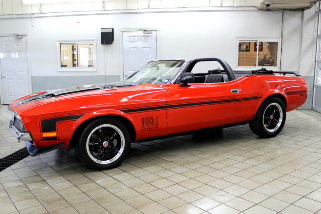 1972 Ford Mustang Mach 1 Clone