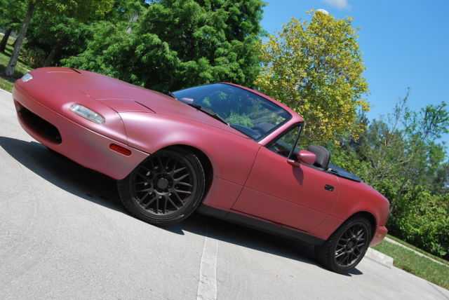 1991 Mazda MX-5 Miata 2dr Coupe Co
