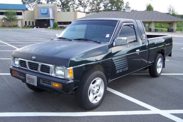 1994 Nissan Frontier SE A KING CAB SHORT BED GA TRUCK 65 PHOTOS DATSUN
