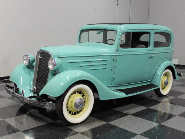 1935 Chevrolet Other Coach
