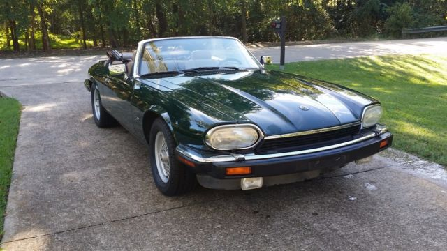1992 Jaguar XJS Base Convertible 2-Door