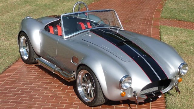 New 1965 Backdraft Cobra 550 H P  ROUSH 427 Full Warranty