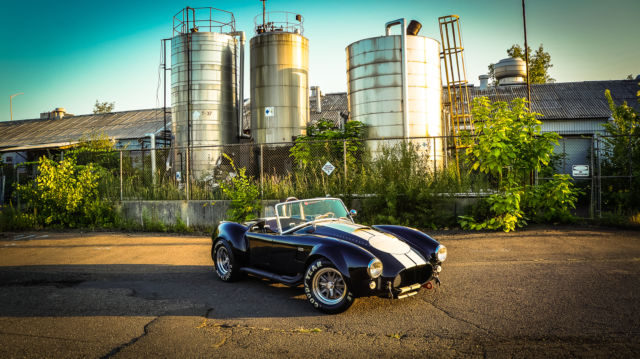 1965 Shelby Backdraft Cobra 427