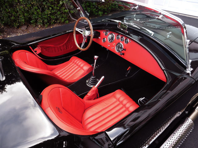New Backdraft Racing 1965 Roush 427r 550 Horsepower