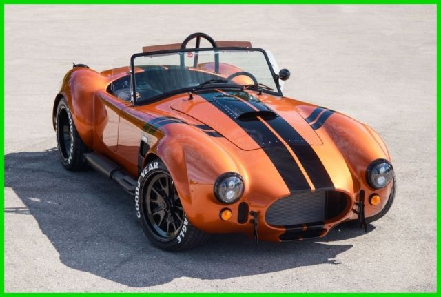 1965 Shelby Cobra (Backdraft Racing) 427 EFI Engine