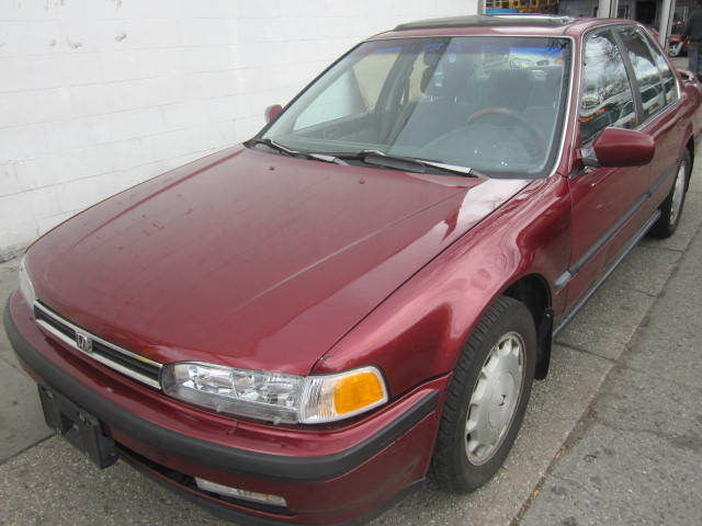 1993 Honda Accord 4dr Sedan EX