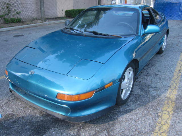 1993 Toyota MR2 2dr Coupe GT