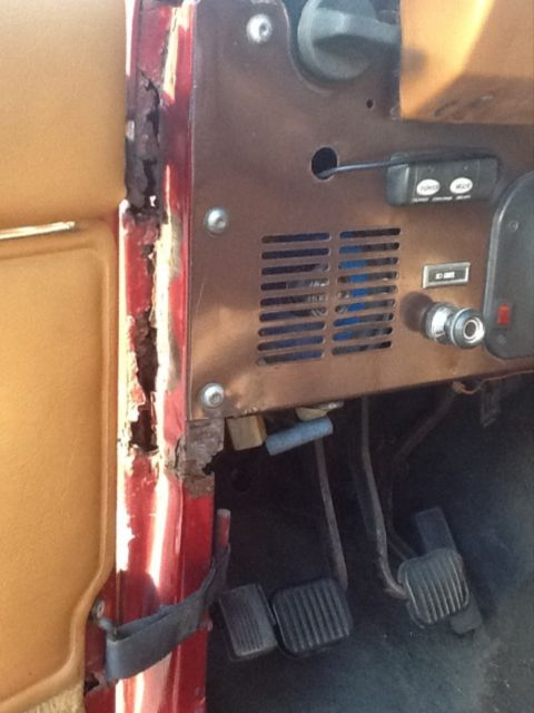 258 Best Tarot As A Way Of Knowing Images On Pinterest: Nice 1983 American Jeep CJ7 258 Rebuilt Motor 4' Lift 32