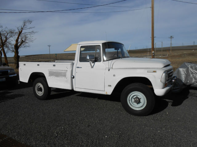 1968 International Harvester 1200 C