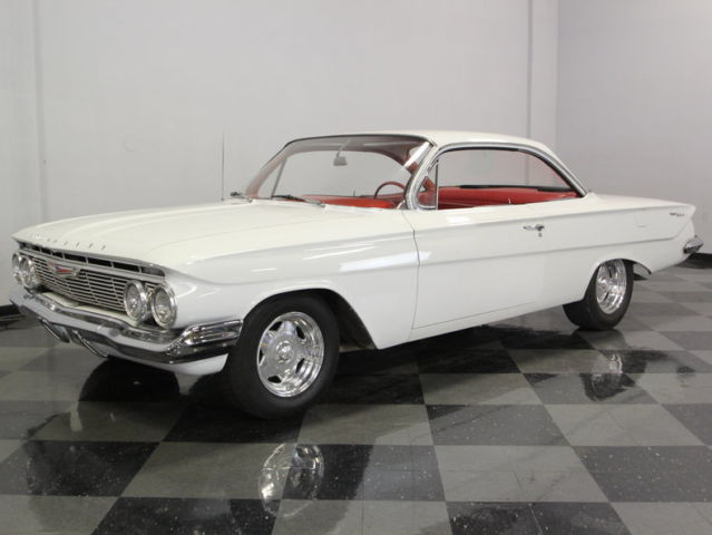 1961 Chevrolet Bel Air/150/210 Sport Coupe