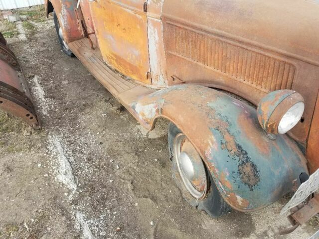 1937 Ford Other Pickups Half ton short box