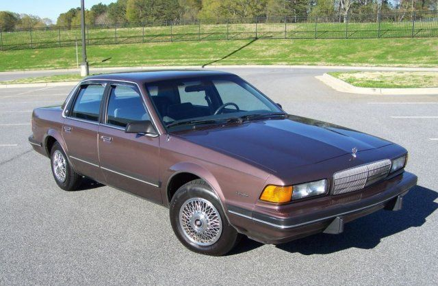 1989 Buick Century 1-OWNER LTD