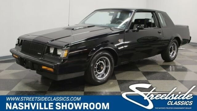 1987 Buick Grand National --