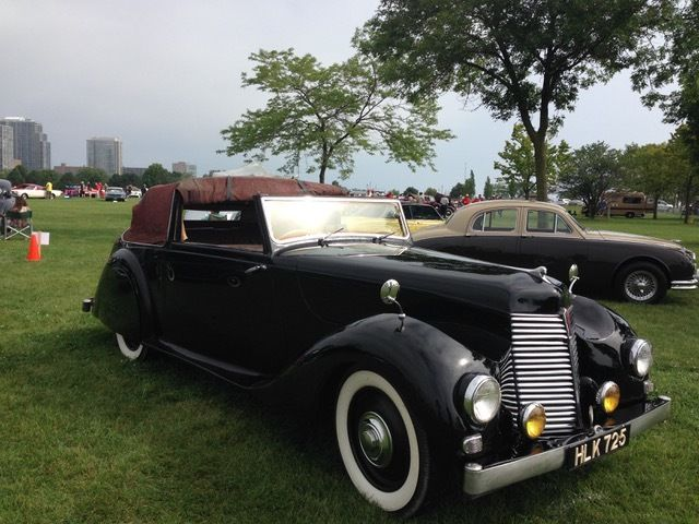 1946 Other Makes Armstrong Siddeley