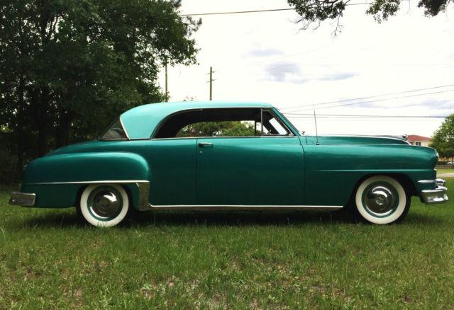 Nice Original 1952 DeSoto 2 Door Hardtop (1950-1954 ...