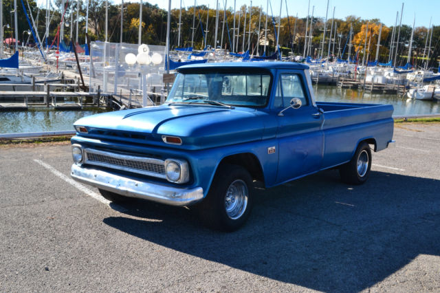 1966 Chevrolet C-10 Classic Chevy Pickup Truck - NO RESERVE