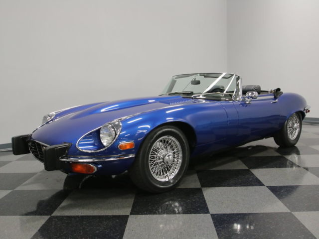 1974 Jaguar E-Type XKE Roadster