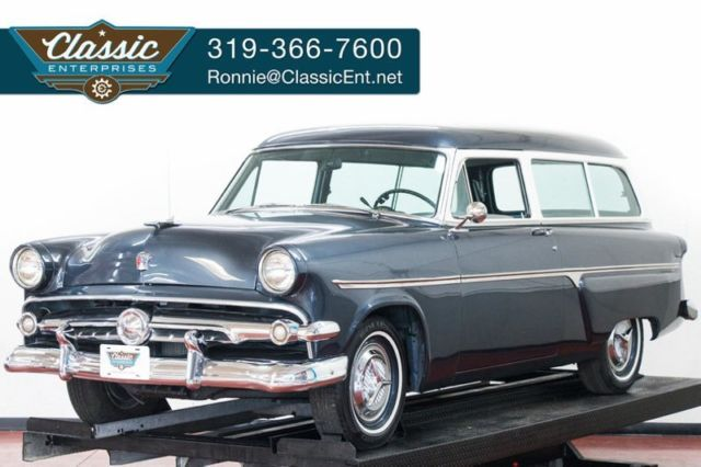 1954 Ford Other Customline 2 door rare station wagon ready to go