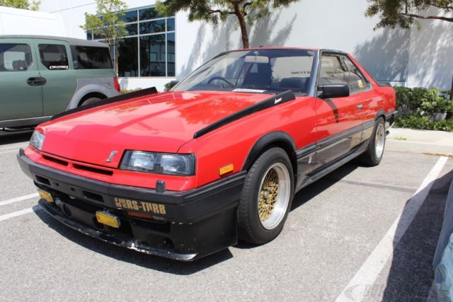 1984 Nissan GT-R 2000RS-X Turbo