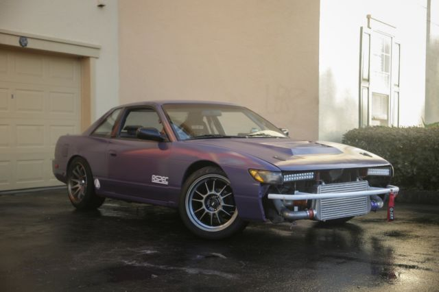 Nissan 240sx Drift Car Off Road Use Only For Sale Photos