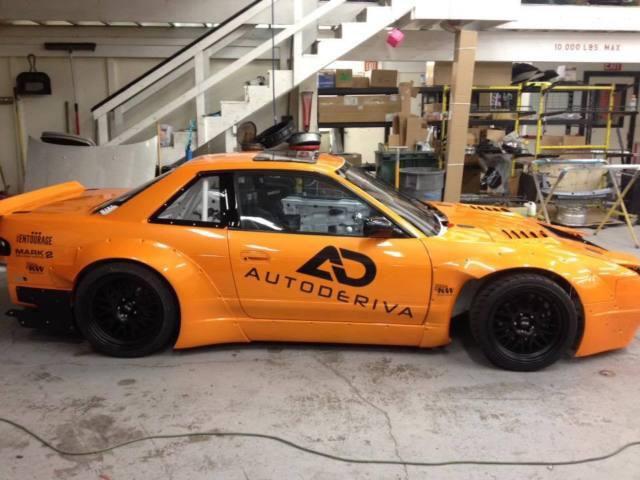Nissan 240sx S13 Formula Drift Ready Pro Pro2 Vvti 2jzgte