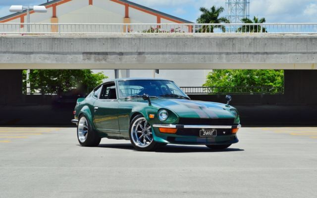1971 Datsun Z-Series FAILADY UPGRADES - L28 / 5 SPEED