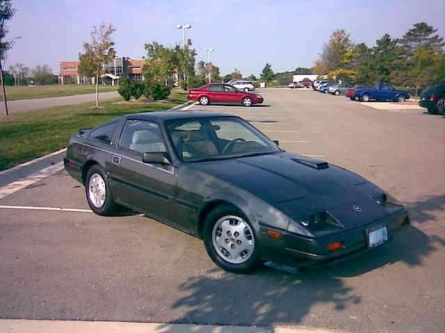 1984 Nissan 300ZX T-Top